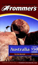 Frommer s Australia from  50 a Day
