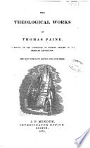 Paine s Complete Works Book
