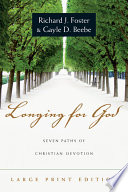 Longing for God Book