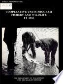 Cooperative Units Program Fishery And Wildlife