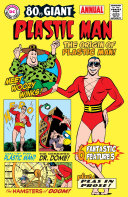 Plastic Man 80 Page Giant  2004   1