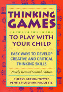 Thinking games to play with your child