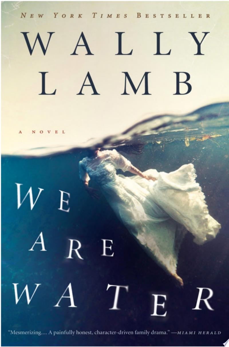 We Are Water banner backdrop
