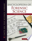 Encyclopedia of Forensic Science Book