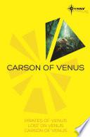 Carson Of Venus Sf Gateway Omnibus