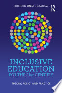 Inclusive Education for the 21st Century Book