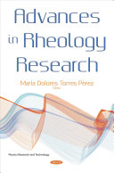 Advances in Rheology Research