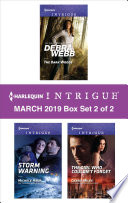 Harlequin Intrigue March 2019 Box Set 2 Of 2