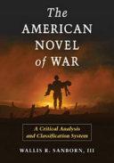 The American Novel of War ebook