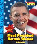 Meet President Barack Obama