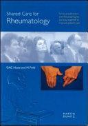 Shared Care for Rheumatology