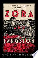 Zora and Langston  A Story of Friendship and Betrayal