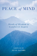 Pdf Peace of Mind: Inspiring and Uplifting Words for Troubled Times