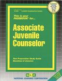 Associate Juvenile Counselor