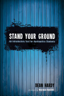 Pdf Stand Your Ground
