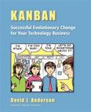 Kanban book cover image