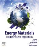 Energy Materials