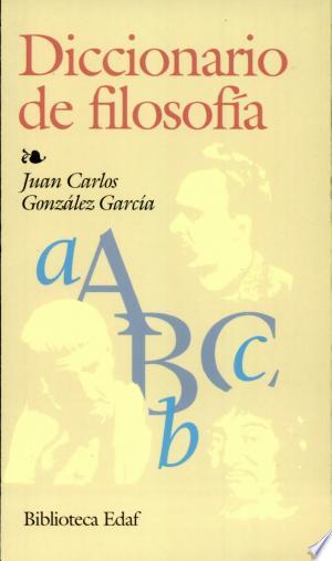 Free Download Diccionario de filosofía PDF - Writers Club