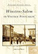 Winston Salem in Vintage Postcards