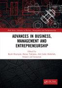 Advances in Business  Management and Entrepreneurship