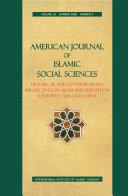 American Journal of Islamic Social Sciences 23 3