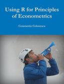 Using R for Principles of Econometrics