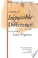 A Politics of Impossible Difference