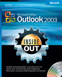 Microsoft Office Outlook 2003 Inside Out