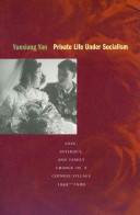 Cover of Private Life under Socialism