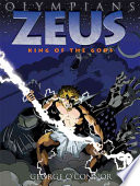 Zeus George O'Connor Cover