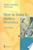 How To Solve It Modern Heuristics PDF