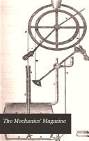 The Mechanics' Magazine