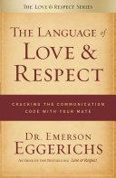 The Language of Love and Respect Pdf/ePub eBook