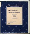 Iowa Land Use Planning Notebook Book PDF