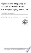 Geological Survey Water Supply Paper Book PDF