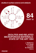 Zeolites and Related Microporous Materials [recurso Electrónico]