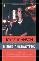 Minor Characters Book