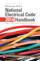 McGraw-Hill's National Electrical Code 2014 Handbook, 28th Edition