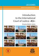 Introduction to The International Court of Justice - Icj- Pdf/ePub eBook