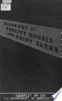 Blackout of Poultry Houses and Dairy Barns