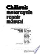 Chilton's Motorcycle Repair Manual