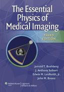 Pdf The Essential Physics of Medical Imaging Telecharger