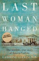 Last Woman Hanged [Pdf/ePub] eBook