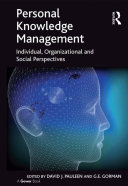 Personal Knowledge Management [Pdf/ePub] eBook