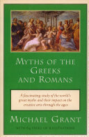 Cover of Myths of the Greeks and Romans