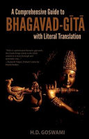 A Comprehensive Guide to Bhagavad-Gita with Literal Translation