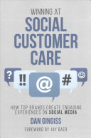 Winning at Social Customer Care: How Top Brands Create Engaging ...