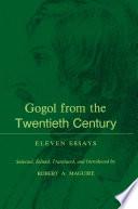 Gogol from the Twentieth Century