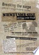 Science under siege Book