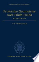 Projective Geometries Over Finite Fields